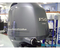 YAMAHA OUTBOARD F150LB  4 STROKE 20