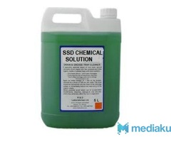 SSD SOLUTION CHEMICALS,ACTIVATION POWDER AND AUTOMATIC CLEANING MACHINE FOR SALE AND RENT
