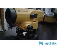 PRABU=Jual  Automatic Level Topcon AT-B4A (2mm) Call.081380673290